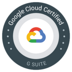 Google Cloud Certified G Suite