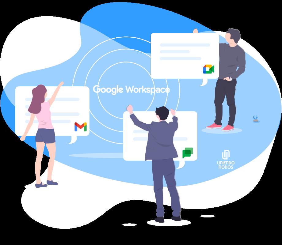 Curso Google Workspace