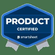 Smartsheet certificacion